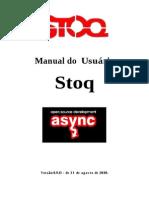 Manual Stoq v-0.9.13
