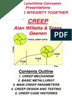 CREEP Corrosion Presentation MS2007