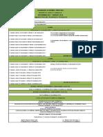 Calendario Académico Segundo Periodo 2017