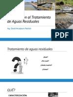 PTAR (DISEÑO DE PLANTAS DE TRATAMIENTO DE AGUAS RESIDUALES)