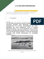 Kronstadt e a Terceira Revolução Russa