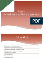 Unit 1 - Introduction