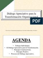 Pensamiento Critico 9 y 10 Dialogo Apreciativo Alumnos