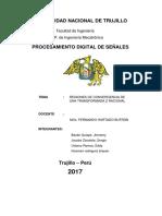Laboratorio Convergencia Señales Digitales