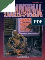 Paranormal Animals of Europe.pdf