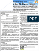 AFCAT Recruitment 2018 Commissioned Officer Posts