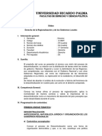 FDCP Derecho Regionalizacion y Gobiernos Locales 2016