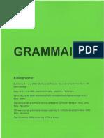 Cour Français Grammaire