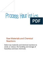 w3 Process Heuristic