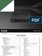 DAP-1360_A1_Manual_v1.00