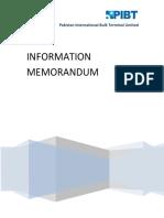 PIBT Information Memorandum.pdf