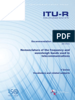 R-REC-V.431!8!201508-Nomenclature of the Frequency and Wavelength Bands Used in Telecommunications