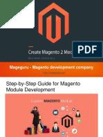 Mageguru - Magento Custom Module Development