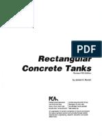 PCA Rectangular Concrete Tanks ( Revised)