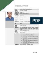 CV Haaris - HTC Hong Leong