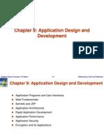 Application Design