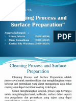 Tugas Cleaning Process and Surface Preparation