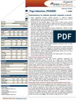 Page India FY17