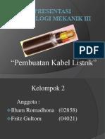Presentasi Kabel Listrik TekMek3.pptx