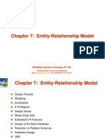 Database Design the Entity Relationship Approach