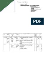 Proiectarea unitatii de invatare a V-a handbal.doc