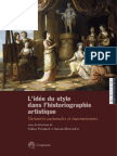 FROMMEL_L'idée du style dans l'historiographie artistique.pdf