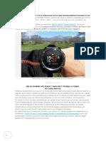 El Reloj Gps Garmin Fenix 3