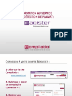 Powerpoint-Formation Magister Enseignants
