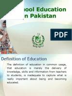 School Education in Pakistan.pdf