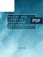 Ripa Board Report 2018