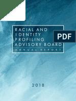 Ripa Board Report 2018