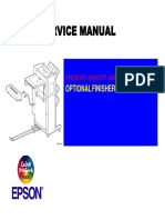 Epson EPL N4000+ Option Service Manual