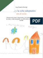 El Niño y La Niña Adoptados en El Aula