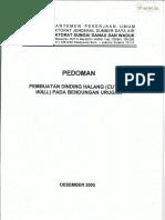 20) PEDOMAN. PEMBUATAN DINDING HALANG (CUT-OFF) PADA BENDUNGAN URUGAN.pdf