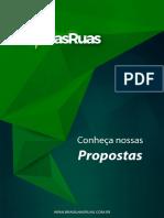Propostas - NasRuas
