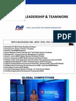 Materi Motivasi Change & Teamwork - Iman B