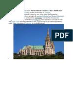 Notre Dame Chartes