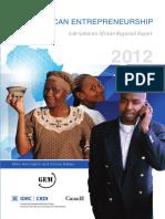 1395323924GEM 2012 Sub-Saharan Africa Regional Report