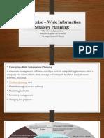 4.Enterprise Wide System