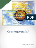 Strategii didactice folosite la ora de geografie in vederea tratarii diferentiate a elevilor