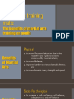 Beyond the Training Mats