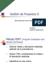 Gestion de Proyectos II