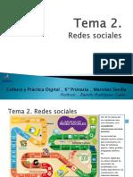 Tema 2 Redes Sociales Apuntes
