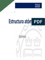 Presentacion Estructura Atomica