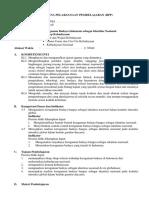 RPP XI 3.6-4.6 Keragaman Budaya Nasional