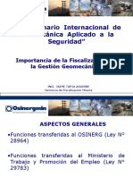 Presentacion Seminario Internacional 2011