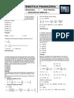 Matematica.finaceira.pacifico Testes Descontos Simples Resolvidos