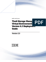 Tivoli Storage Manager for Virtual Environments Version 6.3 Deployment Guide 2.0