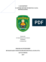 Cover Case Report