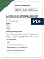 Adenoiditis y Adenoidectomía Word Primer Parcial